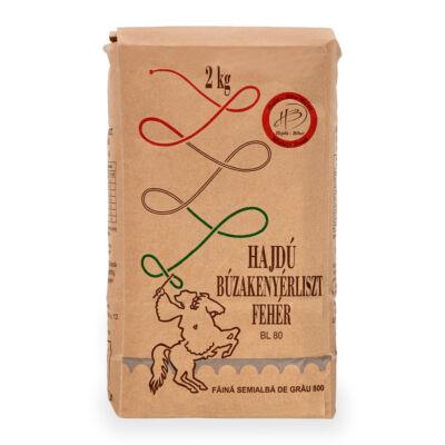 Hajdú BL-80 kenyérliszt, 2 kg