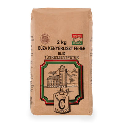Tüskeszentpéteri BL-80 kenyérliszt 2 kg