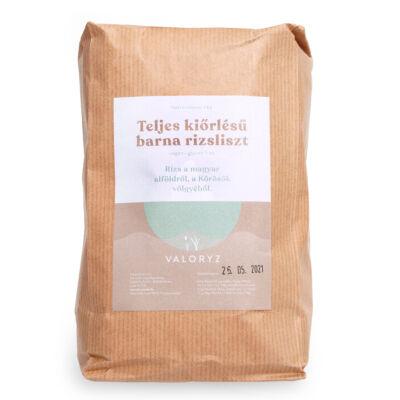Valoryz barna rizsliszt 1 kg