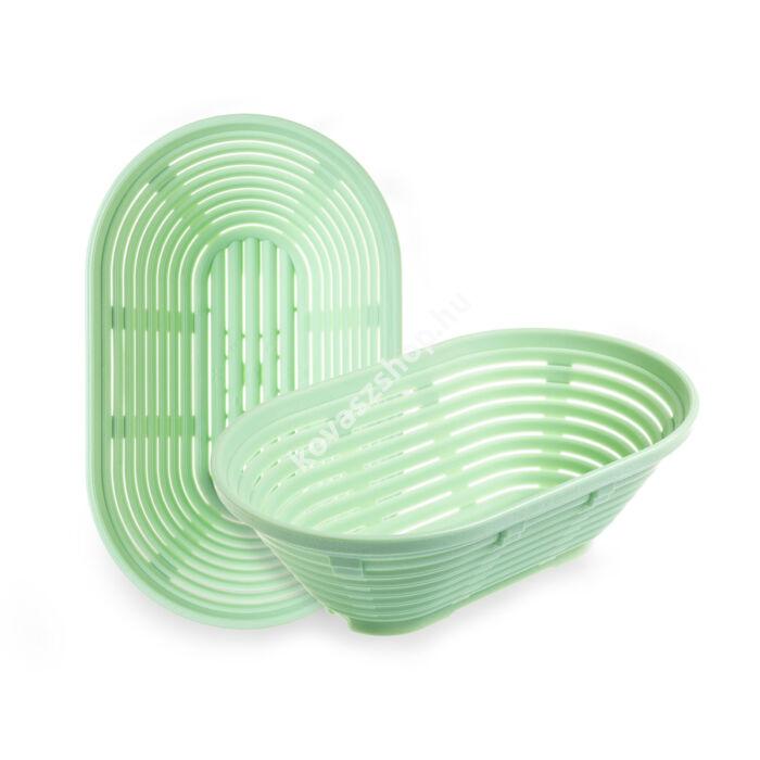 Műanyag szakajtó 1 kg vekni