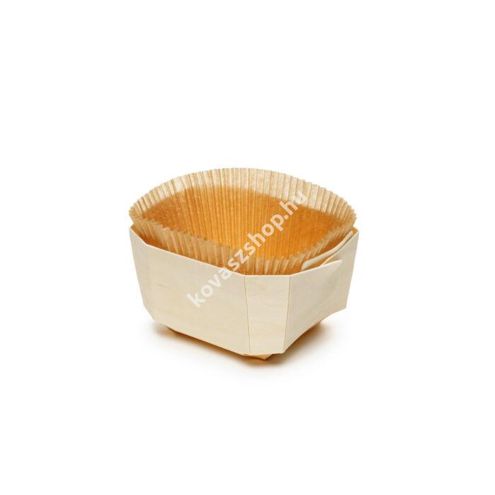 Comte fa sütőforma