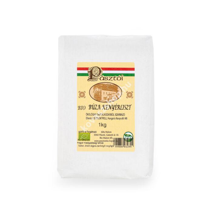 Pásztói bio kenyérliszt, 1 kg