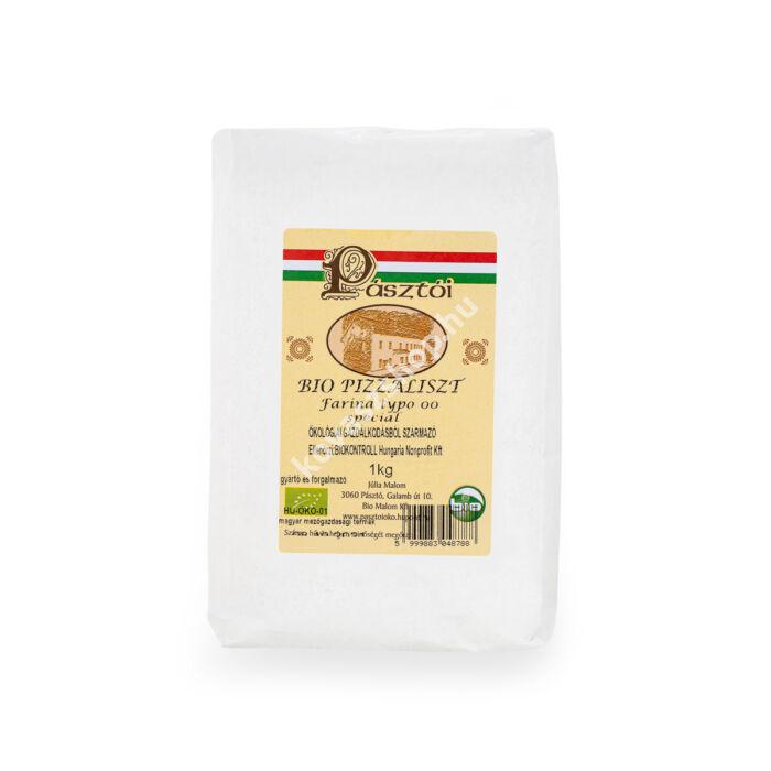 Pásztói bio pizzaliszt 1 kg
