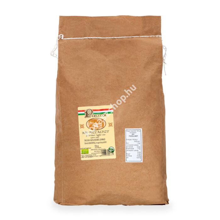Pásztói bio pizzaliszt 5 kg