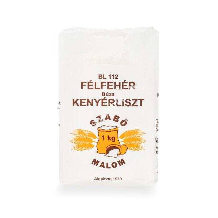 Szabó Malom BL-112 félfehér kenyérliszt