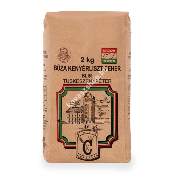 Tüskeszentpéter BL-80 kenyérliszt